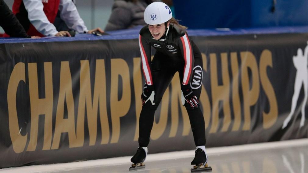 La victoire d'Ivanie Blondin place le Canada dans une classe à part