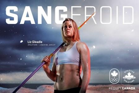 Liz Gleadle | Athlétisme