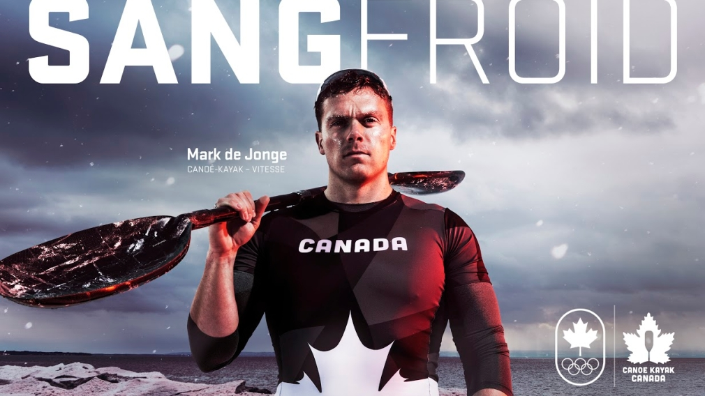 Destination Rio : Mark de Jonge
