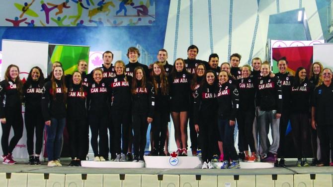 Natation Canada dévoile les nageurs qui iront aux Jeux olympiques de Rio