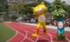 Les mascottes monumentales des Jeux olympiques d'été