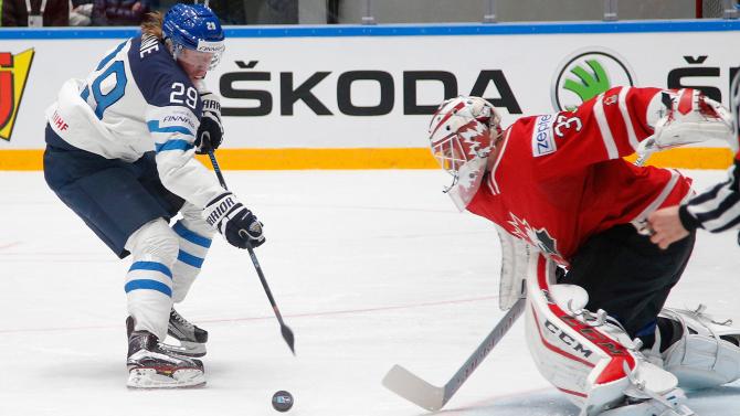 Le Canada termine deuxième de la ronde préliminaire au Mondial de hockey