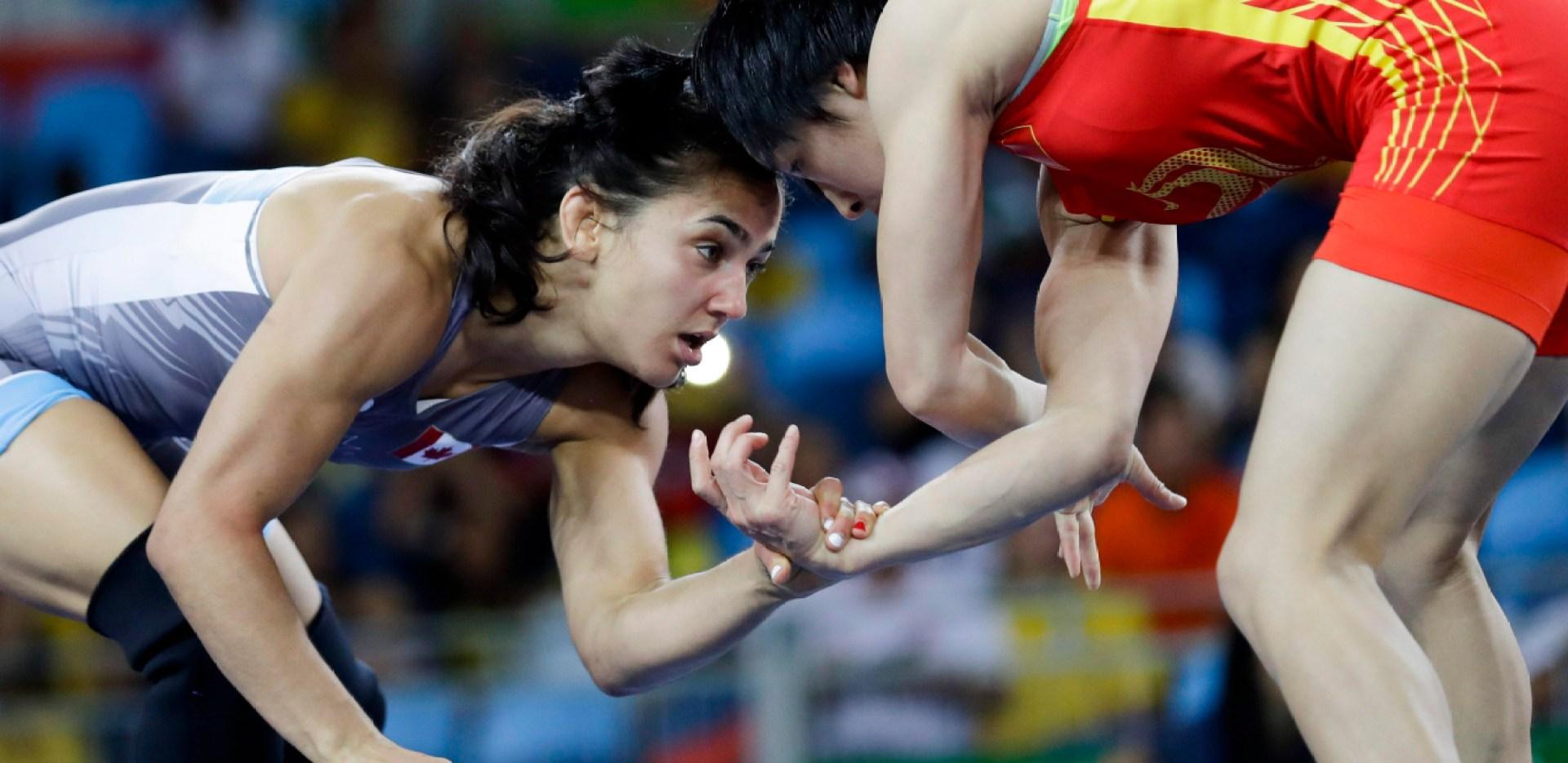 Jasmine Mian Rio 2016