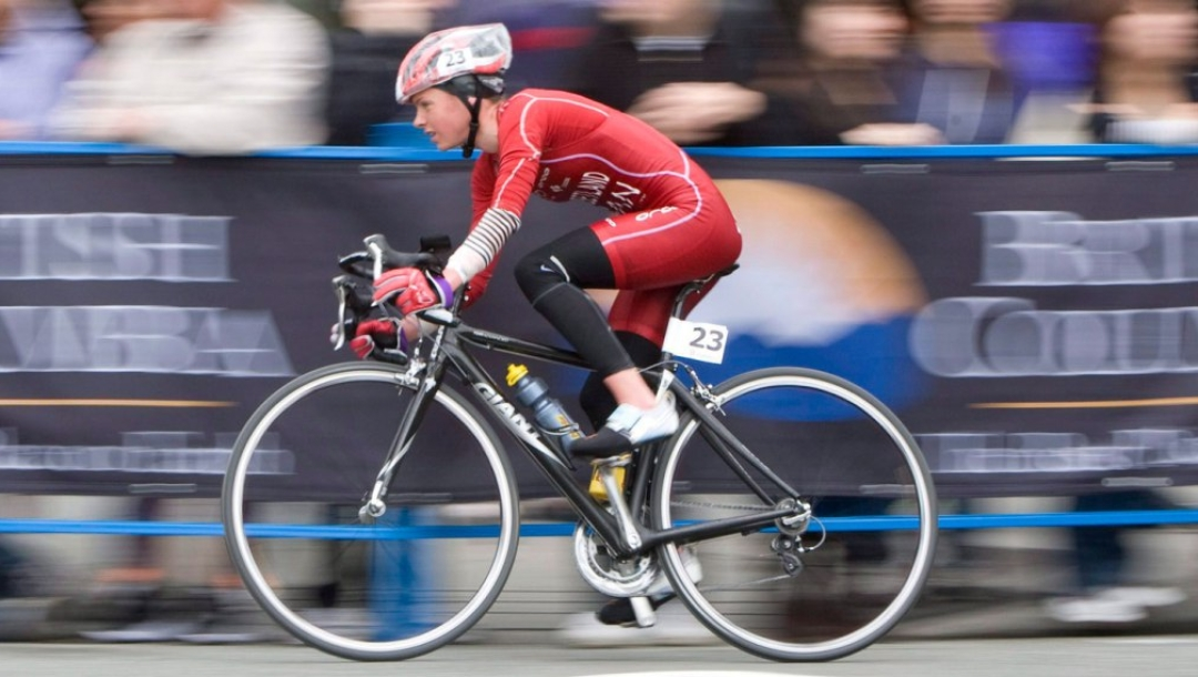 Equipe Canada - triathlon - Kirsten Sweetland