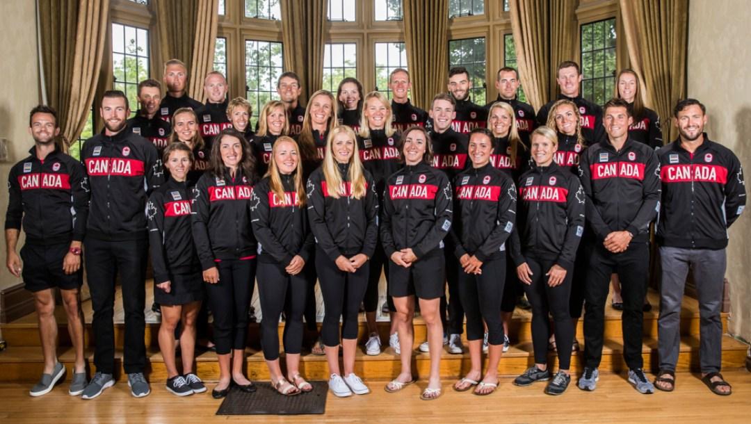 Équipe Canda aviron - Rio 2016