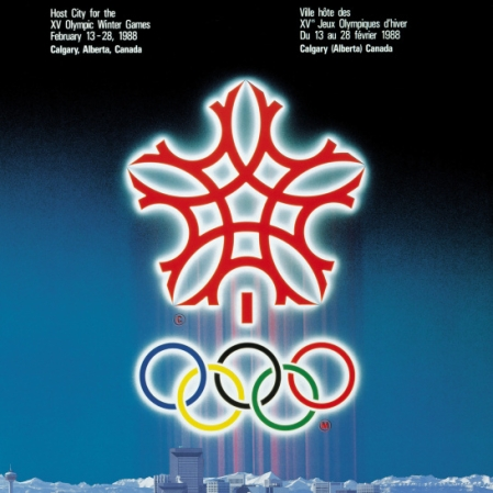 Jeux de Calgary 1988