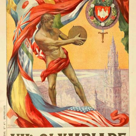 Jeux d'Anvers 1920