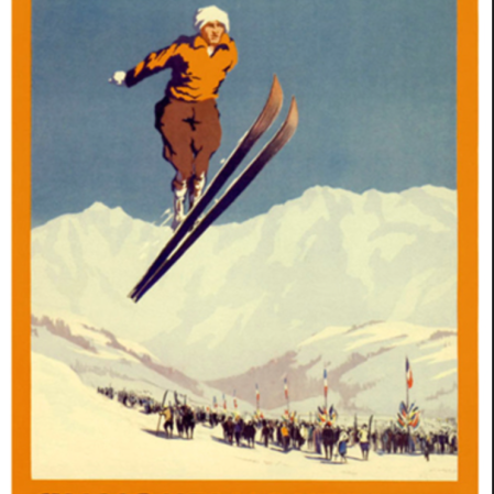 Jeux de Chamonix 1924