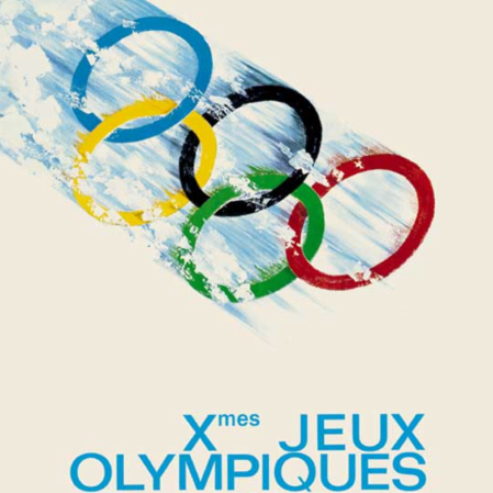 Jeux de Grenoble 1968