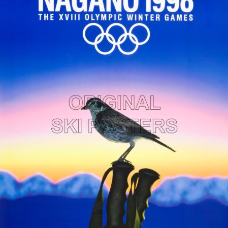 Jeux de Nagano 1998