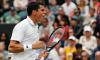 Raonic accède aux quarts de finale à Wimbledon