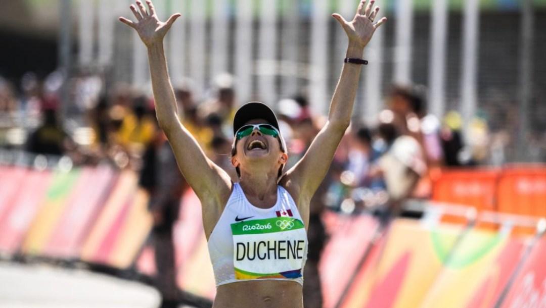 Equipe Canada - athletisme - Krista Duchene