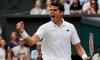 Milos Raonic passe en finale à Wimbledon