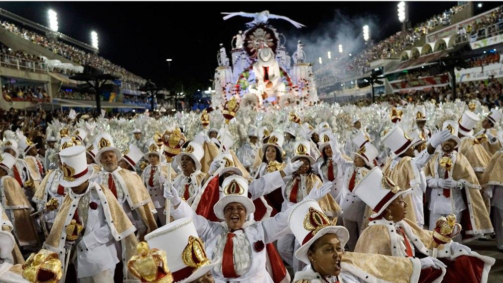 Le Sambódromo : icône culturelle du Brésil et site des Jeux de Rio