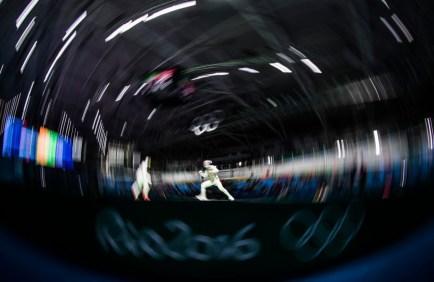 Maximilien van Haaster, Rio 2016. 7 août 2016. Photo du COC Photo/Mark Blinch