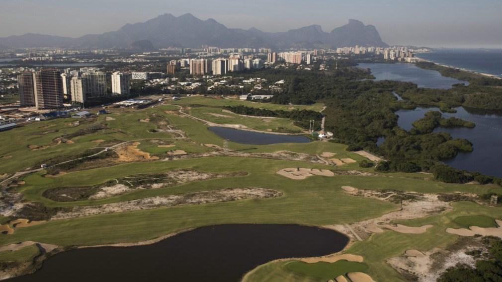 Le terrain de golf de Rio, un défi de taille!