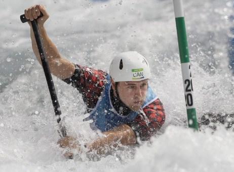 Cameron Smedley Rio 2016. 7 août 2016. Photo du AP/Kirsty Wigglesworth
