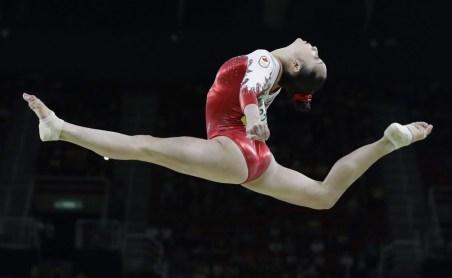 Rose Woo, Rio 2016. 7 août 2016. Photo du AP/Rebecca Blackwell