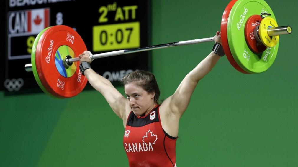 Équipe Canada prête à imposer sa force aux Mondiaux d'haltérophilie