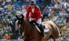 Eric Lamaze remporte sa troisième médaille olympique en carrière à Rio