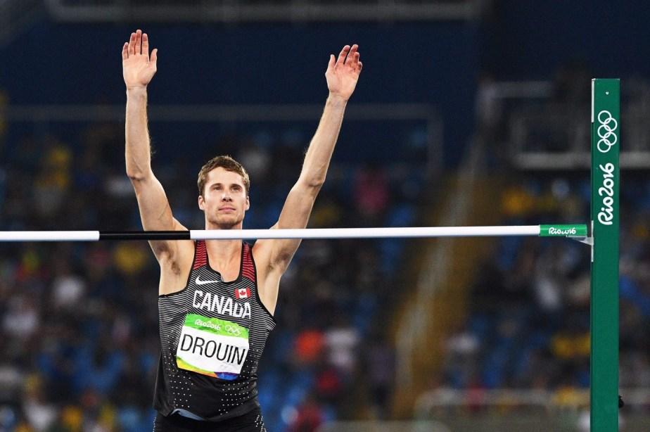 Equipe Canada - saut en hauteur - athletisme - Derek Drouin - Rio 2016