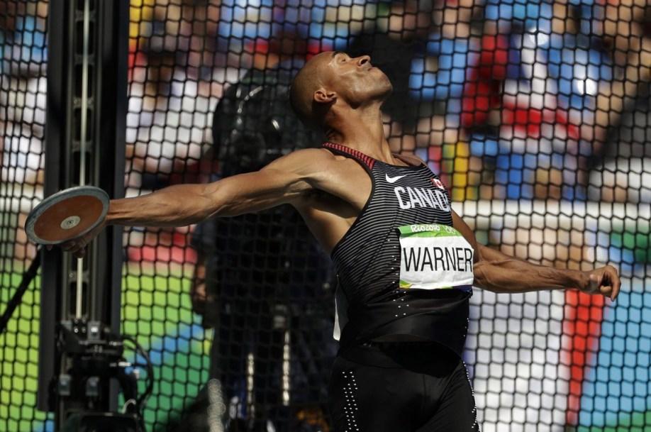 Rio 2016: Damian Warner