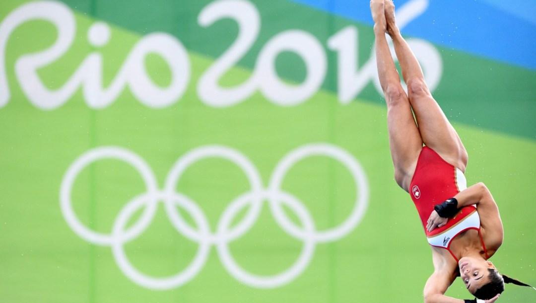 Rio 2016: Meaghan Benfeito