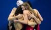 Gagner le bronze au relais féminin, une expérience en or pour les nageuses canadiennes