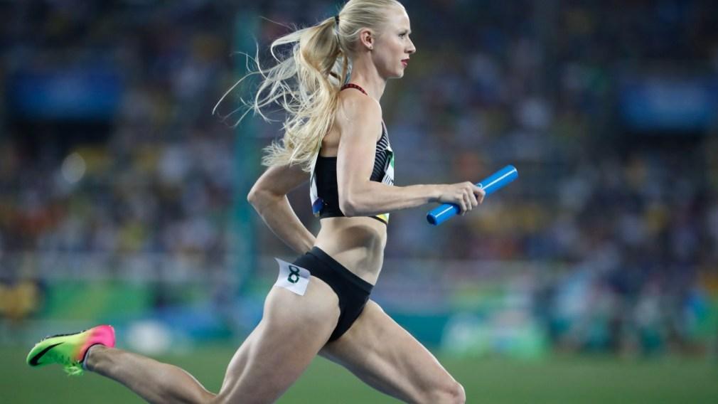 Rio 2016: Femmes - Relais 4 x 400 m