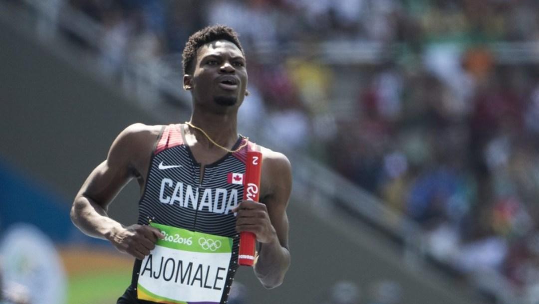 Rio 2016: Mobolade Ajomale