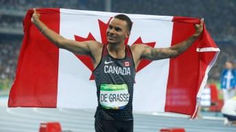 Équipe Canada - Andre De Grasse
