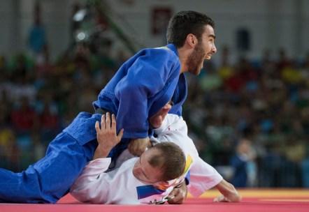 Antoine Bouchard, Rio 2016. 7 août 2016. Photo du COC/Jason Ransom