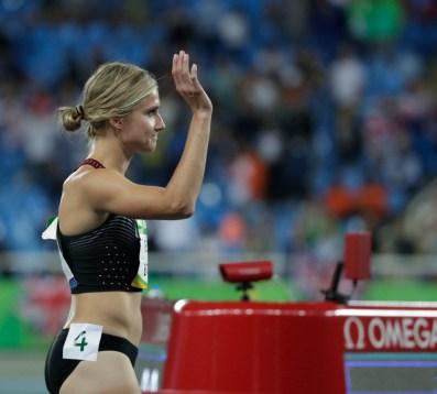 Equipe Canada - heptathlon - Brianne Theisen-Eaton - Rio 2016