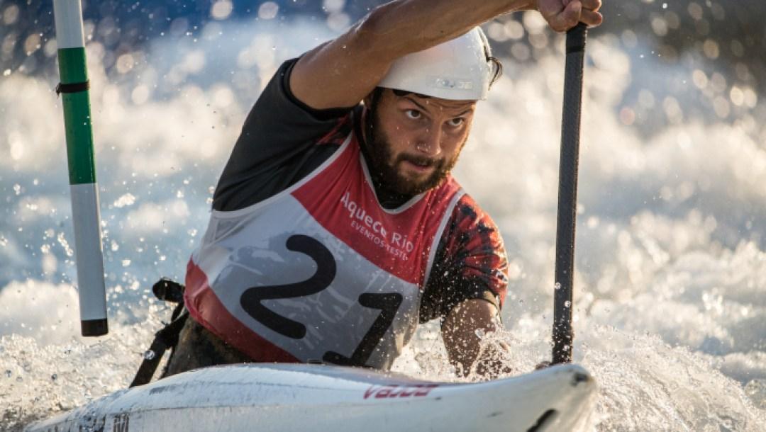 Equipe Canada - Canoe-Kayay - Cam Smedley - Rio 2016