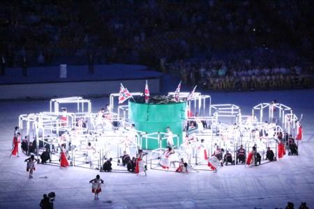 Cérémonie de clôture des Jeux olympiques de 2016, à Rio. Photo : COC