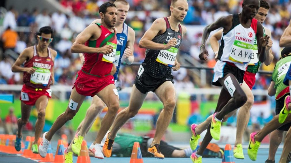 Equipe Canada - athletisme - Chris Winter - Rio 2016