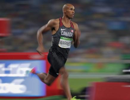 Equipe Canada - decathlon - Damian Warner - Rio 2016