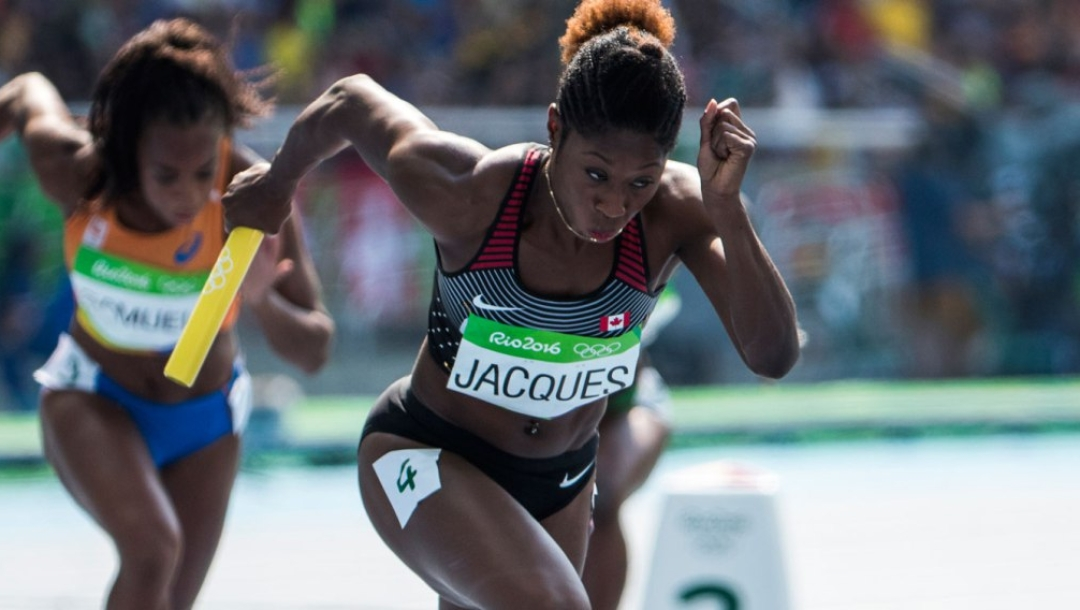 Rio 2016: Farah Jacques