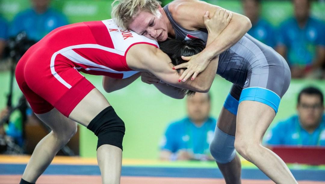 Rio 2016: Jillian Gallays