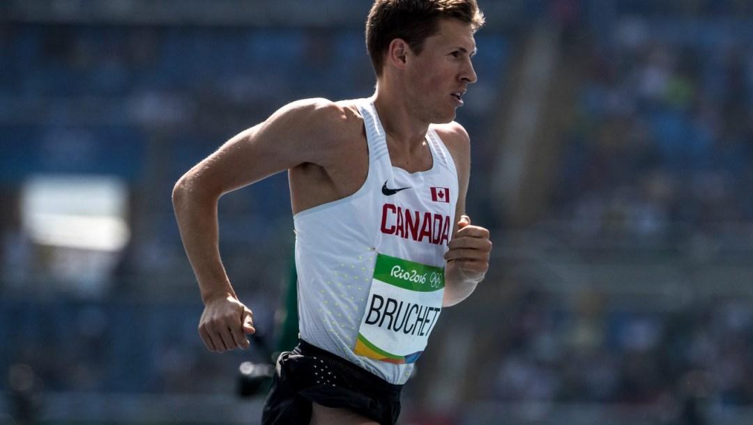 Equipe Canada - athletisme - Lucas Bruchet- Rio 2016
