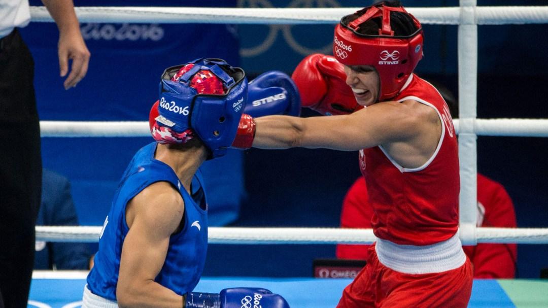 Equipe Canada - boxe - Mandy Bujold - Rio 2016