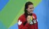 Rio 2016 : Kylie Masse remporte le bronze au 100 m dos