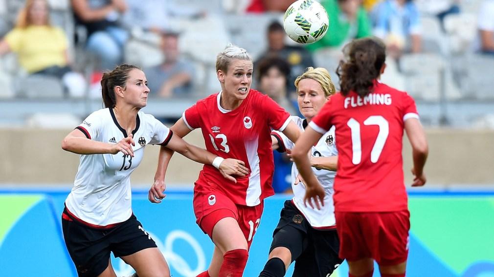 Les Canadiennes joueront pour le bronze