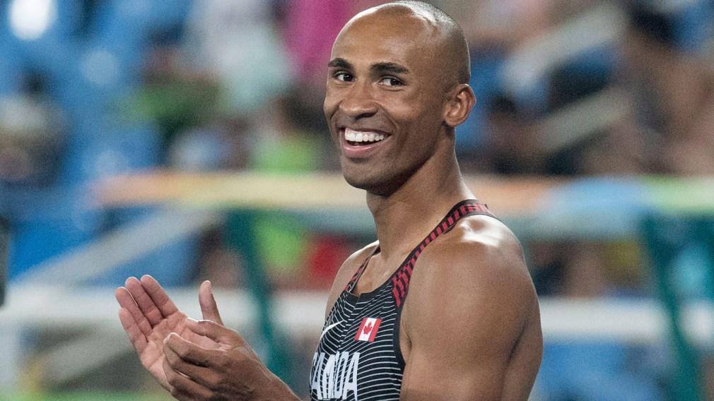 Damian Warner décoré de bronze au décathlon à Rio