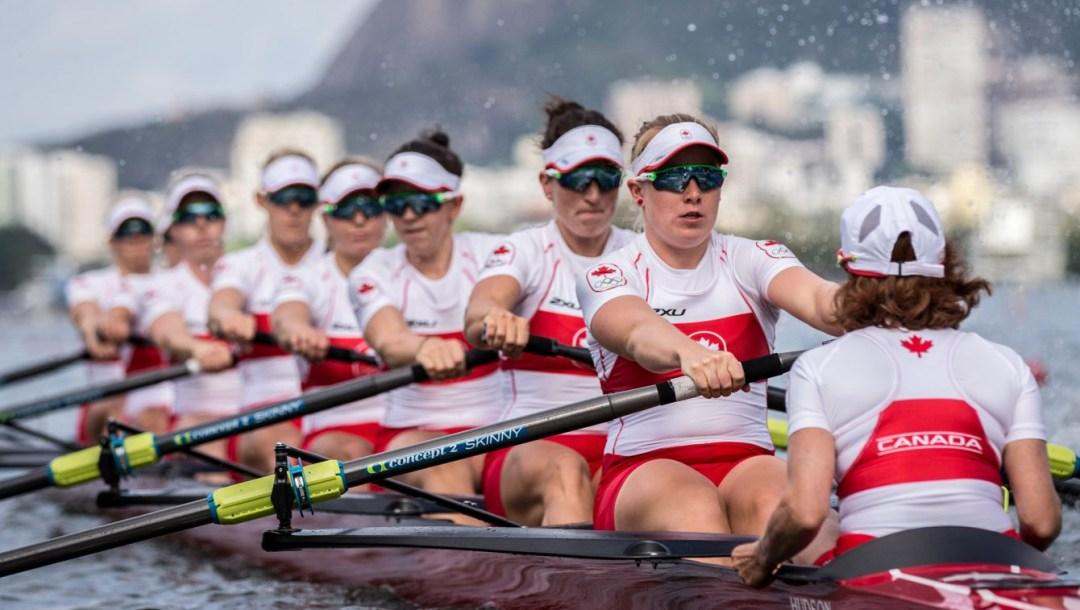 Rio 2016: Huit de Pointe Femme