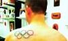 Des tatouages symboliques pour des membres d'Équipe Canada