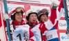 Bosses: Les Canadiennes balaient le podium et Kingsbury triomphe à Val St-Côme