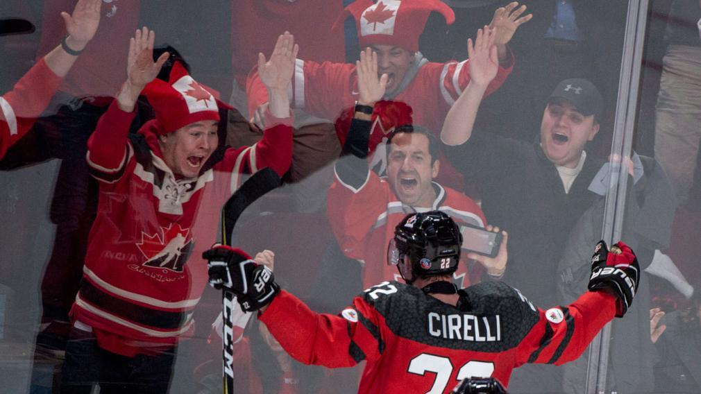 Mondial junior: Le Canada écarte la Suède et accède à la finale