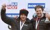 Une deuxième médaille pour les bobeurs canadiens aux Mondiaux