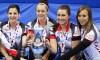Les Canadiennes sacrées championnes du monde en curling